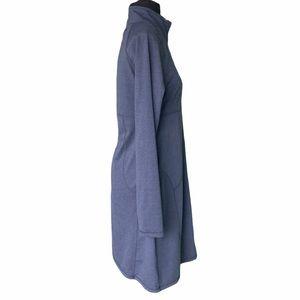 Soybu 1/2 zip long sleeve athletic dress size M